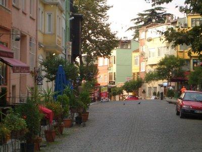 Istanbul 2007 - Godd morning
