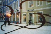 Tallinn - downtown in a backery