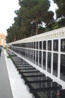 Baku - memorial of 20th Jan 1991