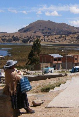 Bolivia - Peru Border