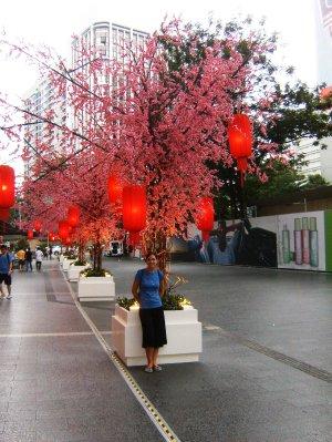Kay at Bukit Bintang
