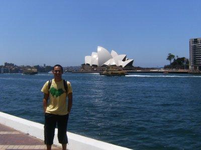 Steve & Opera House