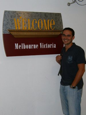 Welcome to Melbourne!