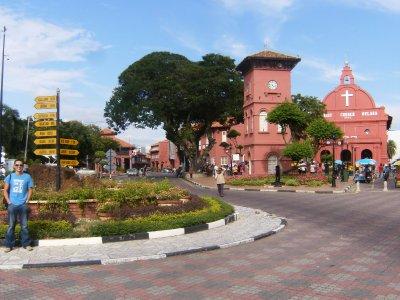Red Square - Melaka