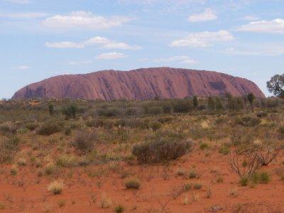 More Uluru!