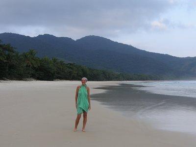 Praia Lopez Mendez - Ilha Grande