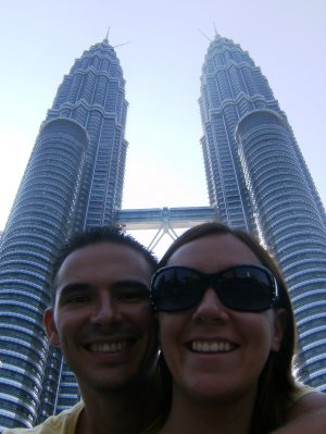 Us at The Petronas