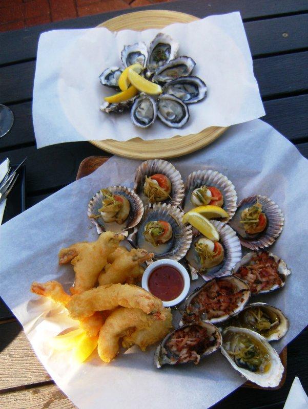 Fabulous Seafood Platter