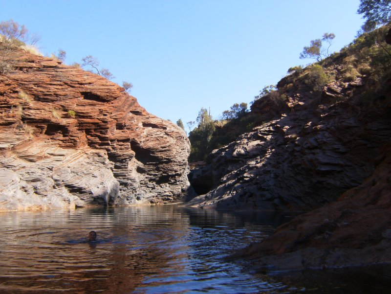 Hamersley Gorge - Tom Price