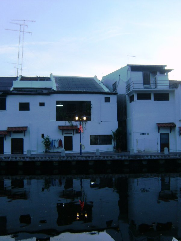 Our Guesthouse on the river - Melaka