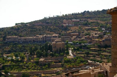 Views of Alquezar