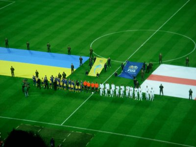 England vs Ukraine