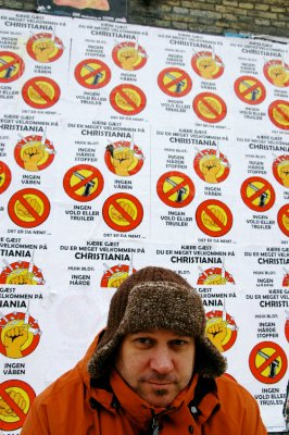 Stephen & The Laws of Christiania