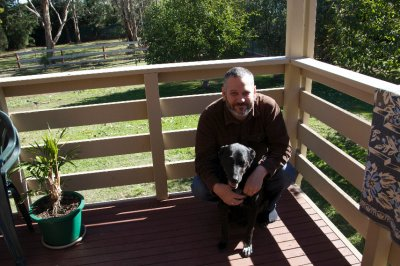 Me & the dog