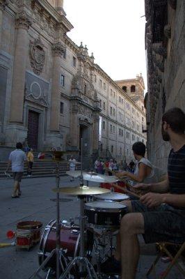 Salamanca Streets