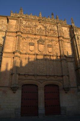 Salamanca University Building