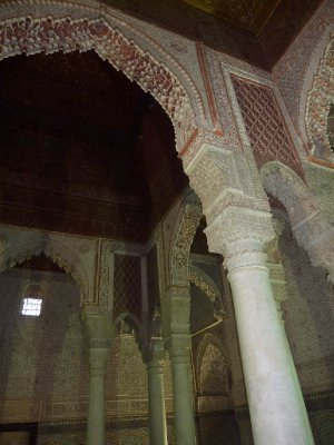 Saadian Tombs 3