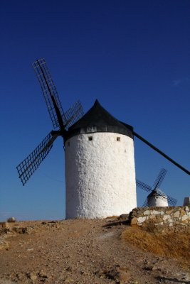 Spanish windmill1
