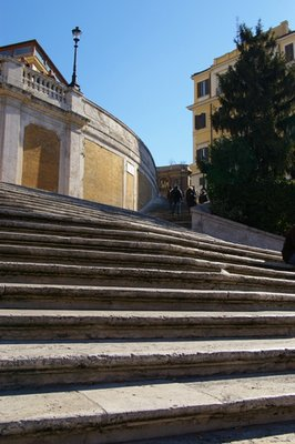 The Spanish Steps