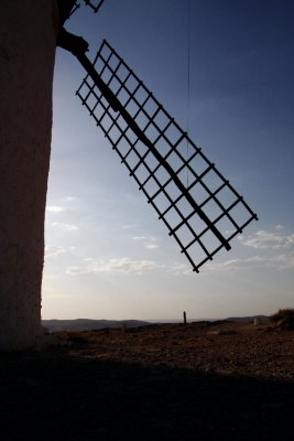 Windmill, Spain