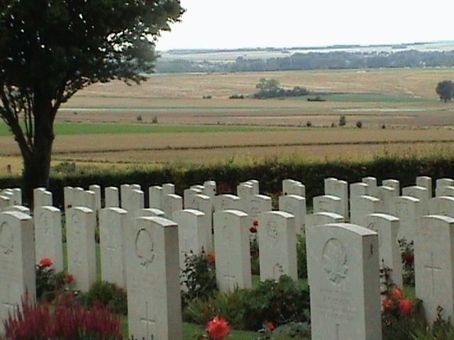 Australian war memorial in Villers-Bretonneux, France