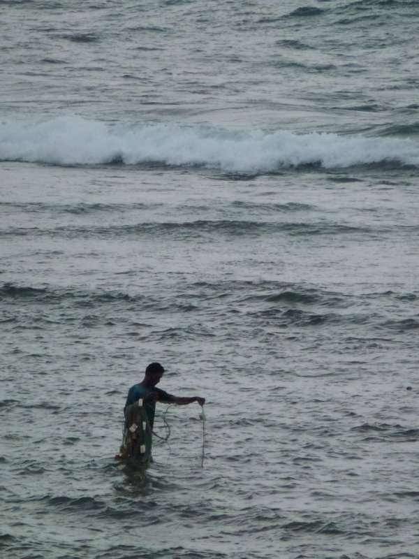 Fisherman Galle