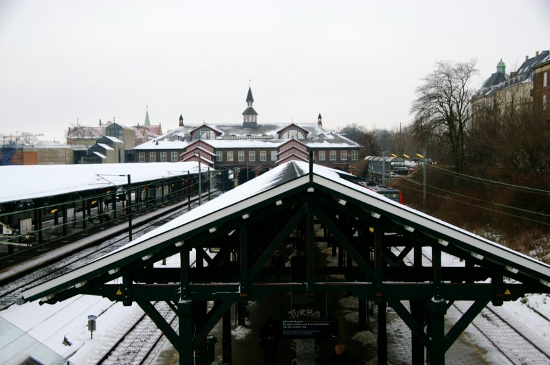 Copenhagen Osterport Station