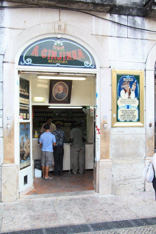 Ginjinha Bar, Lisbon