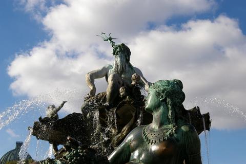The Neptunbrunnen
