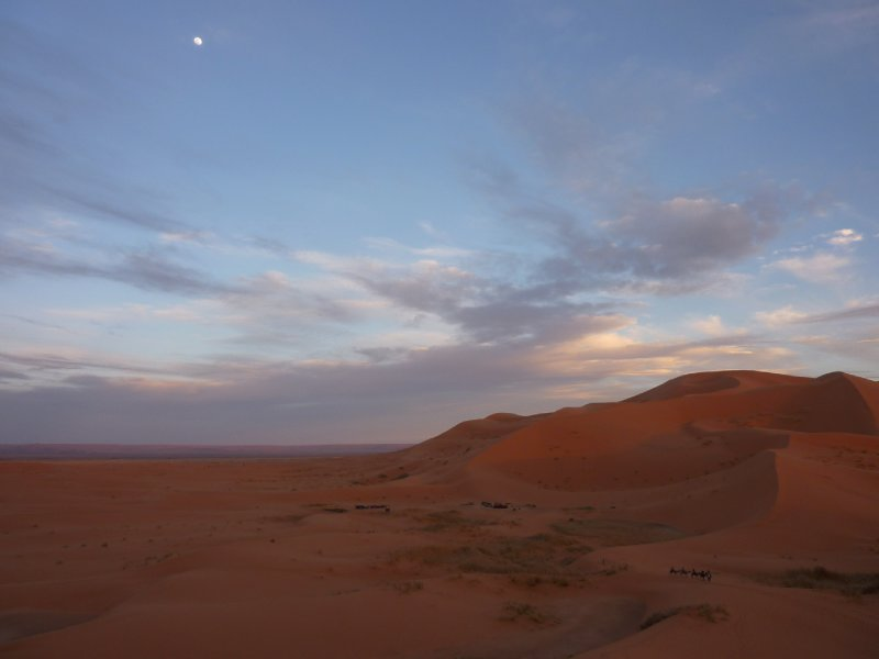 Sunrise in the Sahara 2