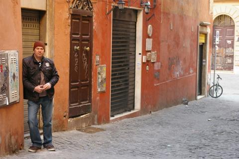Stephen in Rome