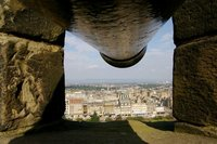 Edinburgh Castle Guns