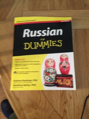 Teach yourself Russian