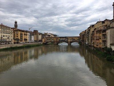 Ponte Vecchio (photo by Channe Harman)