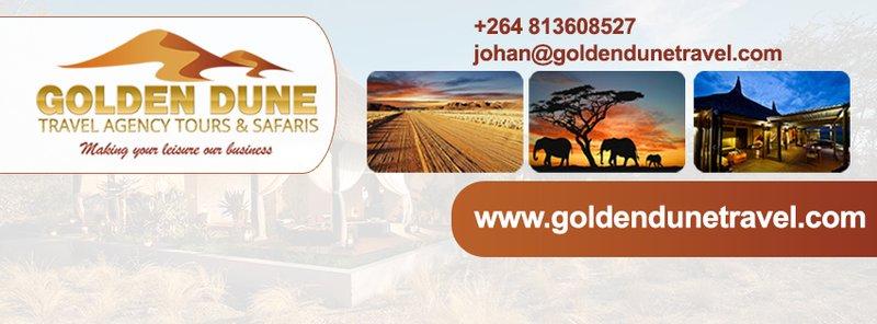 Golden Dune Facebook Cover