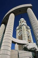 Tsimshatsui clock tower