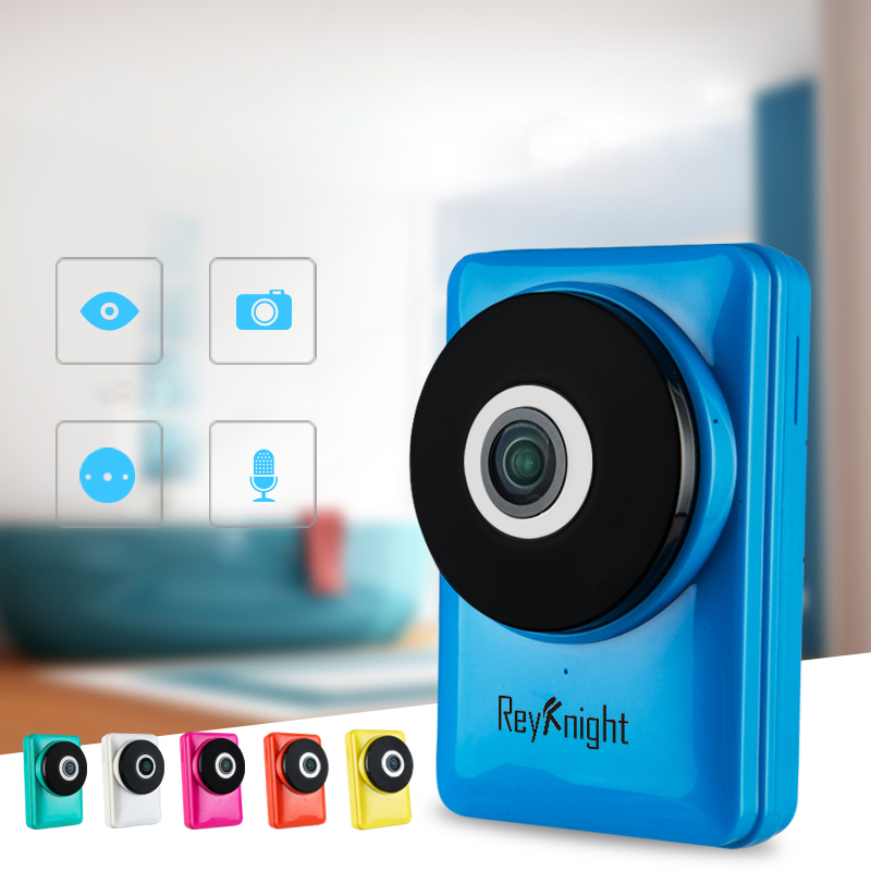 WIFI Wide View Angle Panoramic Fisheye Camera