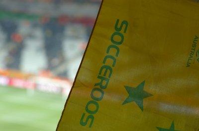 Socceroos flag