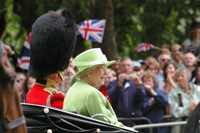 HRH Queen Elizabeth II