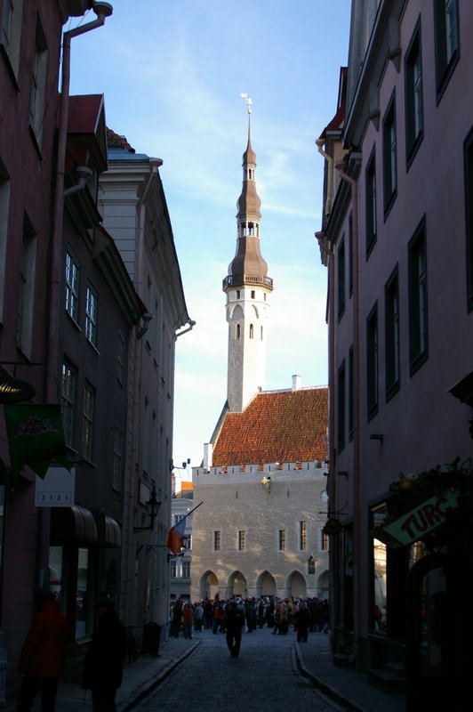 Old Town, Tallinn - Estonia