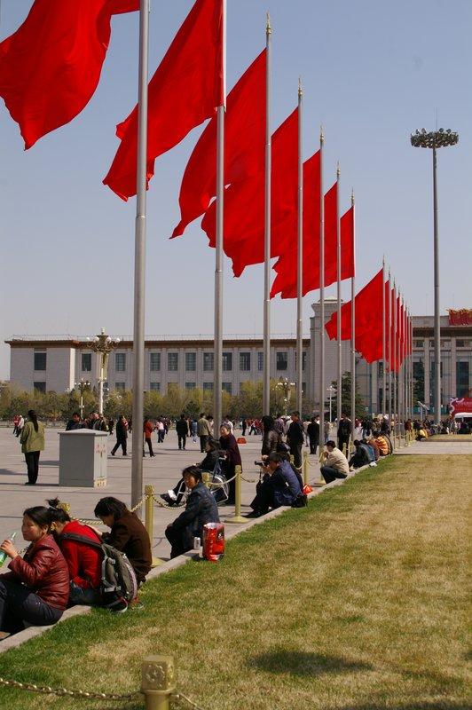Tiannemen Square