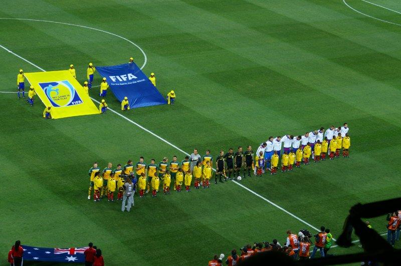 Australia Serbia Before the game