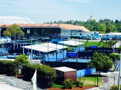 The Margaret Court Arena