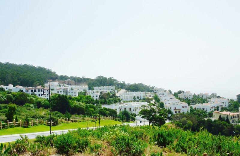 California area of Tangier