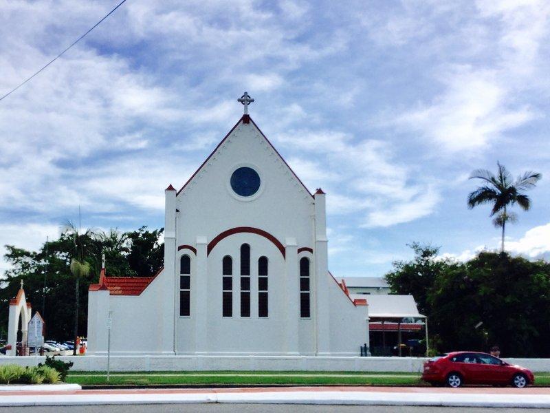 Cairns church.
