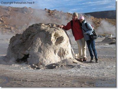 El Tatio Geysers (Desert of Atacama)