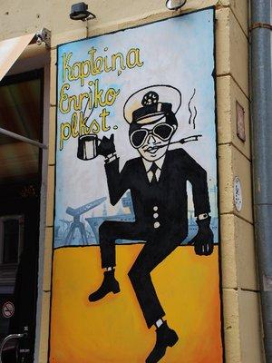 Riga - Kapteina Enriko
