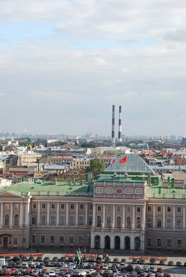 St.Petersburg - View from St.Isaacs Cathedral