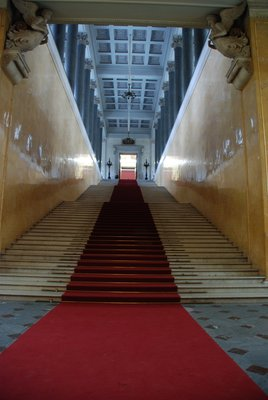 St.Petersburg (Hermitage) - Stairs