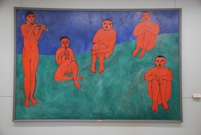 St.Petersburg (Hermitage) - Matisse